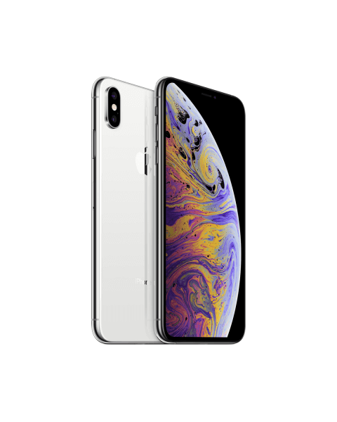 Refurbished iPhone XS Max 256GB silver