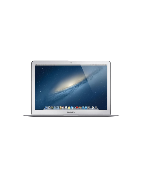 MacBook Air 13-inch Core i5 1.3 GHz 128 GB SSD 4 GB RAM Zilver (Mid 2013)