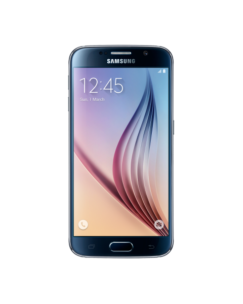 Refurbished Samsung Galaxy S6 32GB zwart