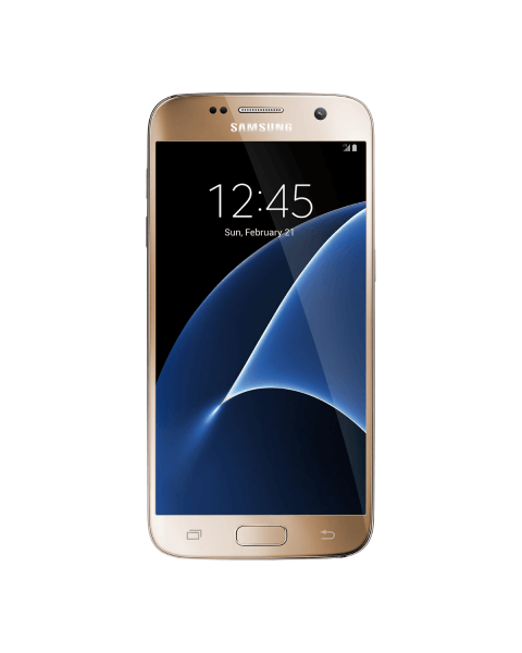 Refurbished Samsung Galaxy S7 32GB goud