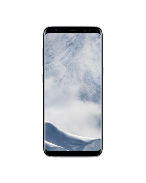 Refurbished Samsung Galaxy S8 64GB zilver