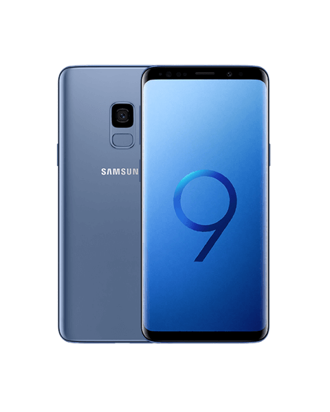 Refurbished Samsung Galaxy S9 64GB blauw