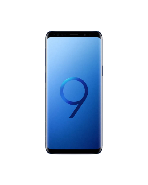 Refurbished Samsung Galaxy S9 Plus 64GB blauw