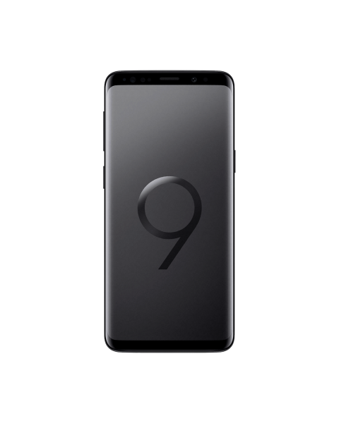 Refurbished Samsung Galaxy S9 Plus 64GB zwart