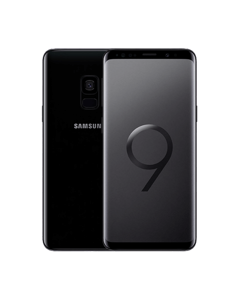 Refurbished Samsung Galaxy S9 64GB zwart