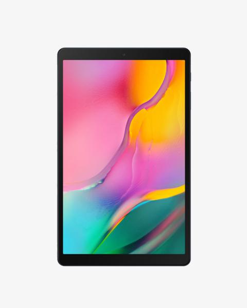 Refurbished Samsung Tab A   10.1-inch   64GB   WiFi + 4G   zwart (2019)