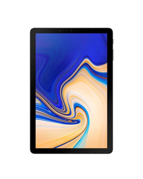 Refurbished Samsung Tab S4 | 10.5-inch | 64GB | WiFi +4g | Zwart (2018)