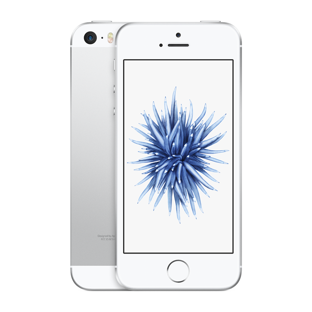 Refurbished Iphone se silver